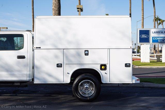 2020 Ford F-350 Crew Cab DRW 4x4, Knapheide KUVcc Service Body #20P401 - photo 6