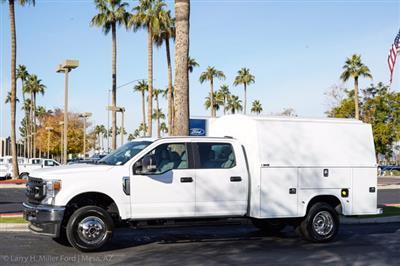 2020 Ford F-350 Crew Cab DRW 4x4, Knapheide KUVcc Service Body #20P401 - photo 3
