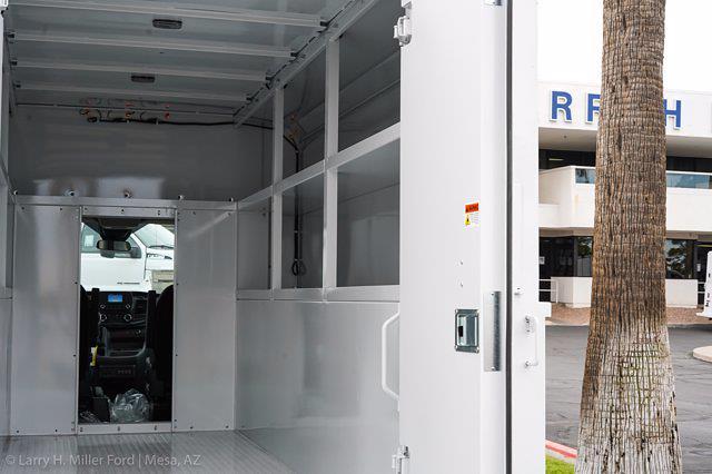 2020 Ford Transit 350 4x2, Reading Aluminum CSV Service Utility Van #20P405 - photo 10
