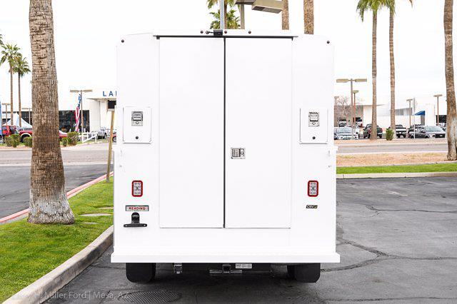 2020 Ford Transit 350 4x2, Reading Aluminum CSV Service Utility Van #20P405 - photo 11