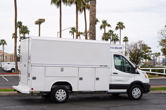 2020 Ford Transit 350 4x2, Reading Aluminum CSV Service Utility Van #20P405 - photo 13