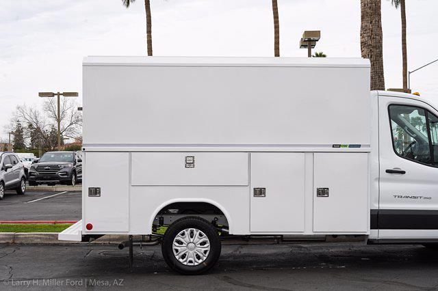 2020 Ford Transit 350 4x2, Reading Aluminum CSV Service Utility Van #20P405 - photo 15