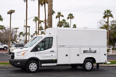 2020 Ford Transit 350 4x2, Reading Aluminum CSV Service Utility Van #20P405 - photo 3
