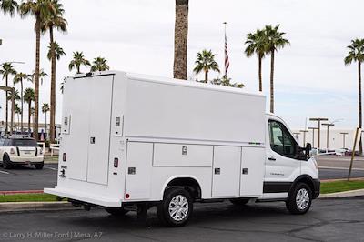 2020 Ford Transit 350 4x2, Reading Aluminum CSV Service Utility Van #20P405 - photo 12