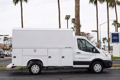 2020 Ford Transit 350 4x2, Reading Aluminum CSV Service Utility Van #20P405 - photo 14