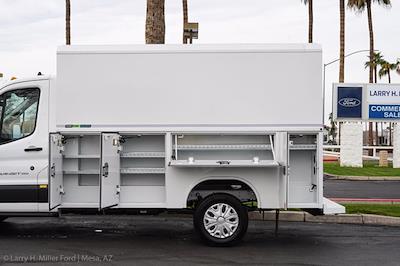 2020 Ford Transit 350 4x2, Reading Aluminum CSV Service Utility Van #20P405 - photo 7