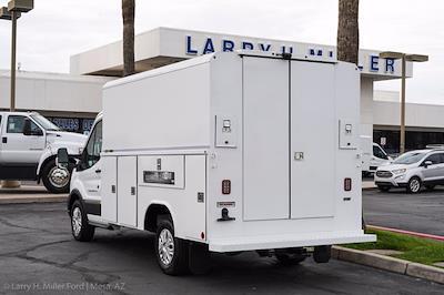 2020 Ford Transit 350 4x2, Reading Aluminum CSV Service Utility Van #20P405 - photo 2