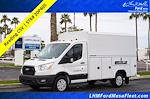 2020 Ford Transit 350 4x2, Reading Aluminum CSV Service Utility Van #20P405 - photo 1