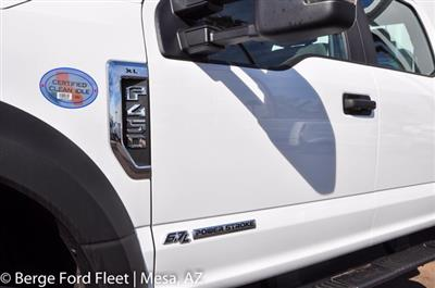 2020 Ford F-450 Crew Cab DRW 4x2, Knapheide Landscape Dump #20P425 - photo 12