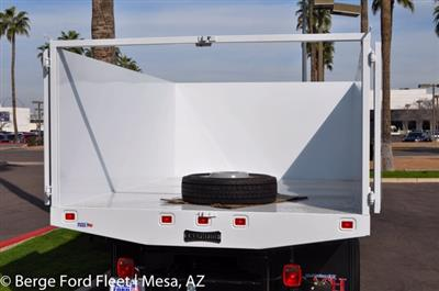 2020 Ford F-450 Crew Cab DRW 4x2, Knapheide Landscape Dump #20P425 - photo 20