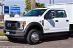 2020 Ford F-450 Crew Cab DRW 4x2, Knapheide Landscape Dump #20P425 - photo 8