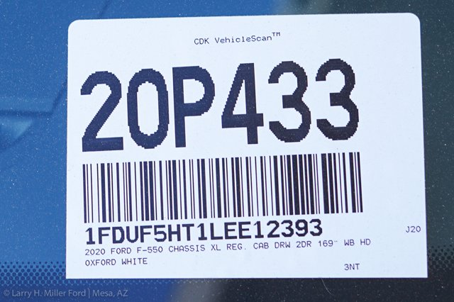 2020 Ford F-550 Regular Cab DRW 4x4, Royal Service Body #20P433 - photo 29