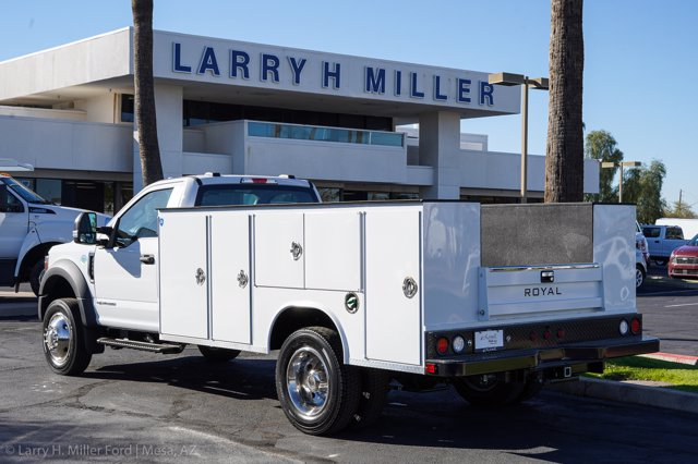 2020 Ford F-550 Regular Cab DRW 4x4, Royal Service Body #20P433 - photo 1