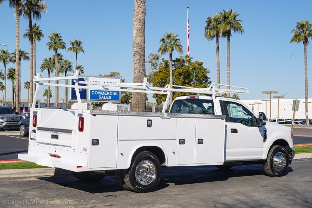 2020 Ford F-350 Regular Cab DRW 4x4, Knapheide Steel Service Body #20P435 - photo 12