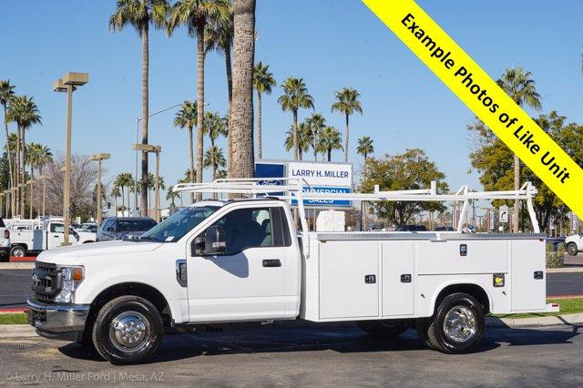 2020 Ford F-350 Regular Cab DRW 4x4, Knapheide Steel Service Body #20P435 - photo 3