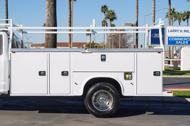 2020 Ford F-350 Regular Cab DRW 4x4, Knapheide Steel Service Body #20P435 - photo 6