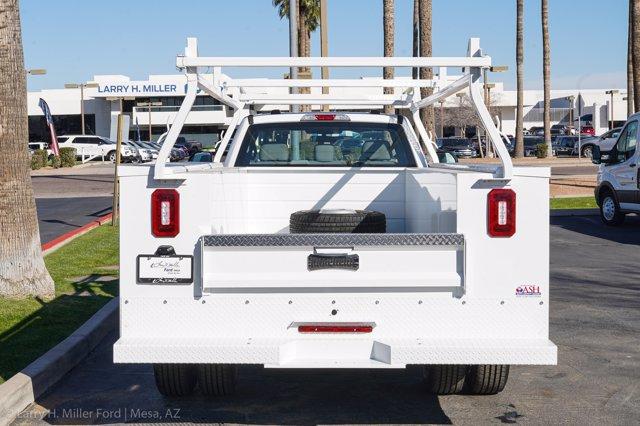 2020 Ford F-350 Regular Cab DRW 4x4, Knapheide Steel Service Body #20P435 - photo 9