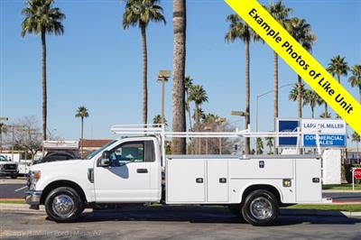 2020 Ford F-350 Regular Cab DRW 4x4, Knapheide Steel Service Body #20P435 - photo 5
