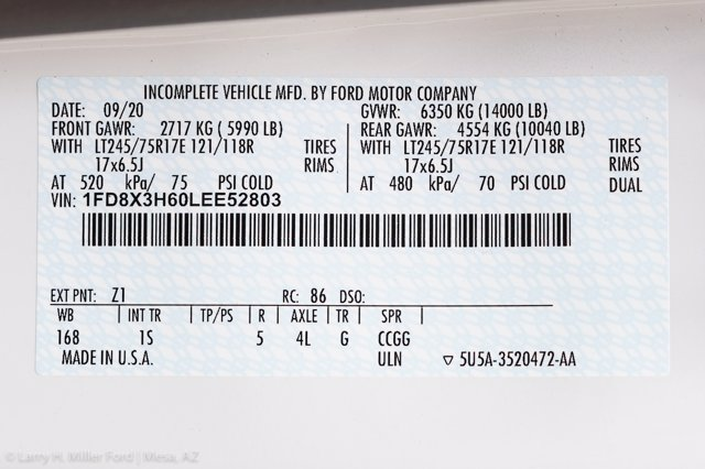 2020 Ford F-350 Super Cab DRW 4x4, Knapheide PGNC Gooseneck Platform Body #20P436 - photo 32