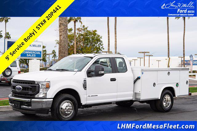 2020 Ford F-350 Super Cab DRW 4x2, Royal Service Body #20P441 - photo 1