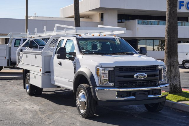 2020 Ford F-450 Super Cab DRW 4x2, Royal Contractor Body #20P442 - photo 17
