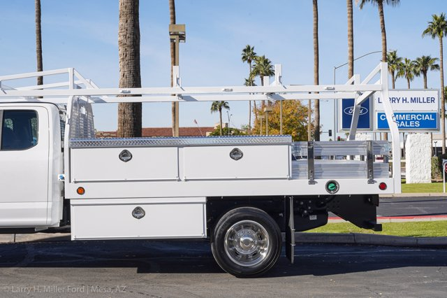 2020 Ford F-450 Super Cab DRW 4x2, Royal Contractor Body #20P442 - photo 6