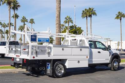 2020 Ford F-450 Super Cab DRW 4x2, Royal Contractor Body #20P442 - photo 11