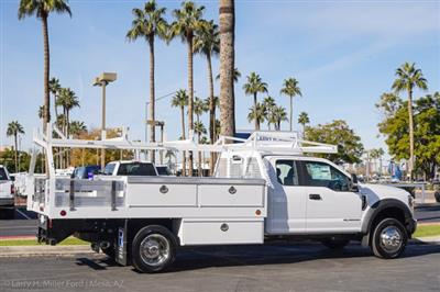 2020 Ford F-450 Super Cab DRW 4x2, Royal Contractor Body #20P442 - photo 12