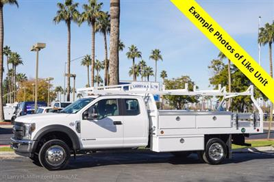 2020 Ford F-450 Super Cab DRW 4x2, Royal Contractor Body #20P442 - photo 3