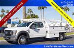 2020 Ford F-450 Super Cab DRW 4x2, Royal Contractor Body #20P442 - photo 1