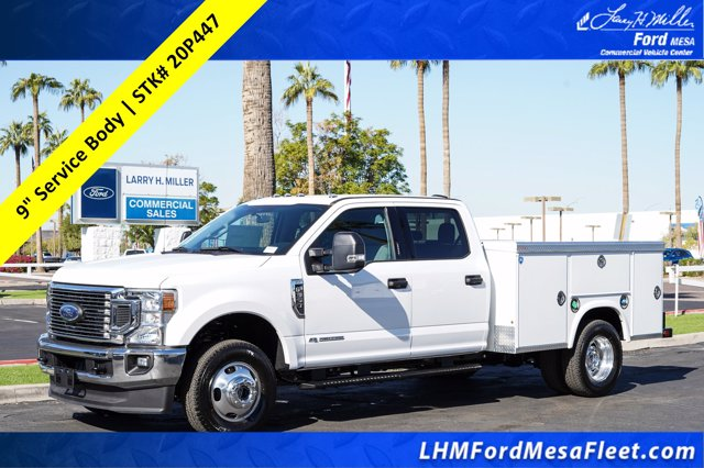 2020 Ford F-350 Crew Cab DRW 4x4, Royal Service Body #20P447 - photo 1