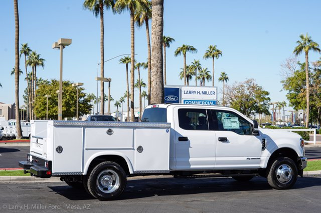 2020 Ford F-350 Crew Cab DRW 4x4, Royal Service Body #20P447 - photo 13