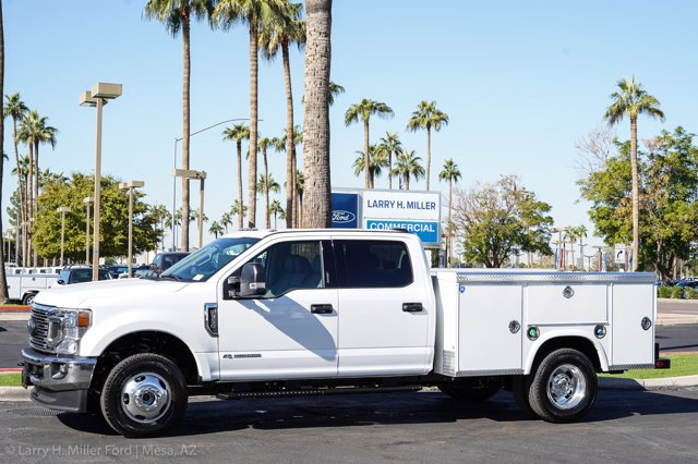 2020 Ford F-350 Crew Cab DRW 4x4, Royal Service Body #20P447 - photo 3