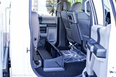 2020 Ford F-350 Crew Cab DRW 4x4, Royal Service Body #20P447 - photo 31