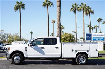 2020 Ford F-350 Crew Cab DRW 4x4, Royal Service Body #20P447 - photo 5