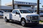 2020 Ford F-350 Crew Cab DRW 4x4, Royal Service Body #20P447 - photo 18