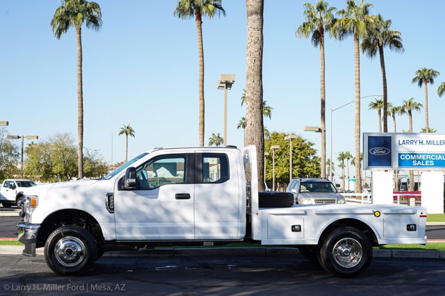 2020 Ford F-350 Super Cab DRW 4x4, Knapheide PGNC Gooseneck Platform Body #20P459 - photo 5