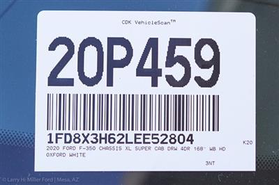 2020 Ford F-350 Super Cab DRW 4x4, Knapheide PGNC Gooseneck Platform Body #20P459 - photo 32