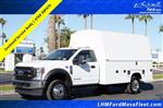 2020 Ford F-550 Regular Cab DRW 4x4, Knapheide KUVcc Service Body #20P475 - photo 1