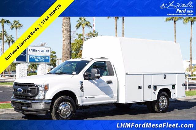 2020 Ford F-350 Regular Cab DRW 4x2, Knapheide KUVcc Service Body #20P476 - photo 1