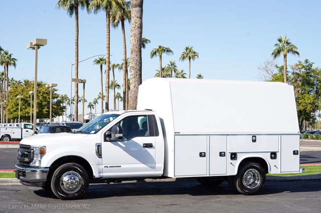 2020 Ford F-350 Regular Cab DRW 4x2, Knapheide KUVcc Service Body #20P476 - photo 4