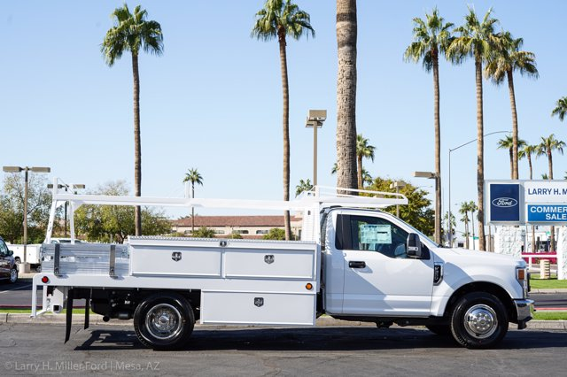 2020 Ford F-350 Regular Cab DRW 4x2, Scelzi CTFB Contractor Body #20P479 - photo 13