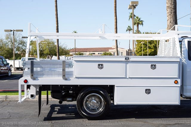 2020 Ford F-350 Regular Cab DRW 4x2, Scelzi CTFB Contractor Body #20P479 - photo 14
