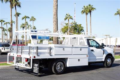 2020 Ford F-350 Regular Cab DRW 4x2, Scelzi CTFB Contractor Body #20P479 - photo 11