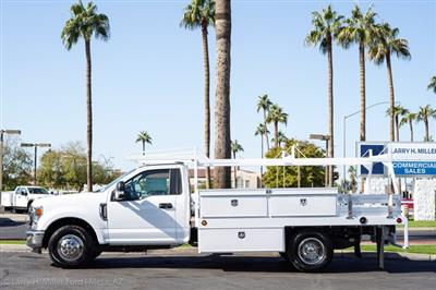 2020 Ford F-350 Regular Cab DRW 4x2, Scelzi CTFB Contractor Body #20P479 - photo 6