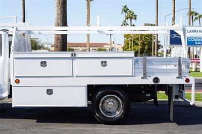 2020 Ford F-350 Regular Cab DRW 4x2, Scelzi CTFB Contractor Body #20P479 - photo 7