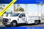 2020 Ford F-350 Regular Cab DRW 4x2, Scelzi CTFB Contractor Body #20P479 - photo 1