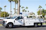 2020 Ford F-350 Regular Cab DRW 4x2, Scelzi CTFB Contractor Body #20P479 - photo 4