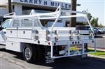 2020 Ford F-350 Regular Cab DRW 4x2, Scelzi CTFB Contractor Body #20P479 - photo 2