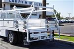 2020 Ford F-350 Regular Cab DRW 4x2, Scelzi CTFB Contractor Body #20P479 - photo 3